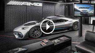 Mercedes-AMG - Project One postao ''samo'' One