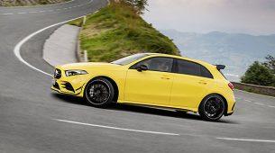 Potvrđeno - Mercedes-AMG A 45: Drift mode, 400+ KS…