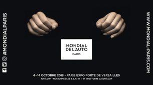 115. međunarodni salon automobila u Parizu, 2018.