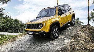 Jeep službeno potvrdio - plug-in hibridni Renegade stiže 2020.