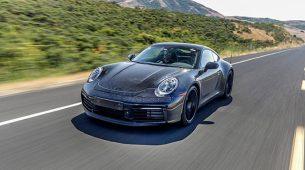 Novi Porsche 911 stiže sljedećeg mjeseca