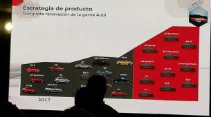 Audi planira jedanaest noviteta za sljedeću godinu