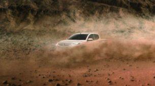 Mitsubishi najavio novi L200