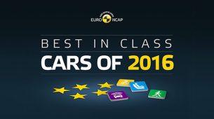 Euro NCAP objavio dobitnike priznanja Best in Class 2016.
