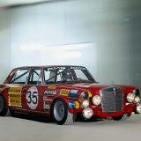 "AMG Mercedes 300 SEL 6.8 ""Rote Sau"" je 1971. osvojio drugo mjesto u generalnom poretku i prvo u klasi, na utrci 24 sata Spa-Francorchampsa"