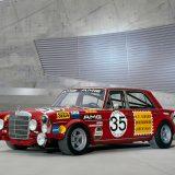 """AMG Mercedes 300 SEL 6.8 """"Rote Sau"""" (1971.)"""