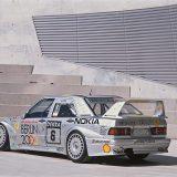S modelom 190 E 2.5-16 Evo II AMG je ušao u DTM natjecanje, 1990.
