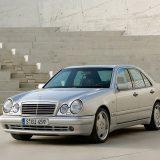 Mercedes-Benz E 50 AMG temelji se na seriji W 210 (1996.)