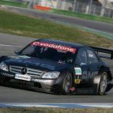 U DTM sezonu 2007. Mercedes-Benz je krenuo s novom AMG C klasom