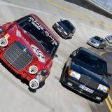"""45. obljetnicu AMG je proslavio """"paradom"""" svojih najuspješnijih natjecateljskih i cestovnih modela"""