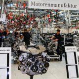 Linija za sklapanje V12 motora, Mercedes-AMG Affalterbach