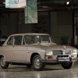 Prototip Coupe-Cabrioleta na osnovi Renaulta 16 iz 1963. nažalost nije ušao u serijsku proizvodnju