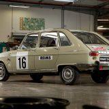 Renault 16 TS pripremljen za rally