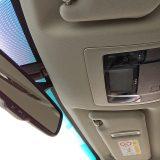 Unutrašnji retrovizor sa sustavom za automatsko zatamnjivanje dio je serijske opreme Lexusa NX 300h u paketu Executive