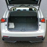 U serijskoj opremi testiranog Lexusa nalaze se i električno pokretana vrata prtljažnika. Inače, njegov je obujam 555 litara, proširiv do 1600