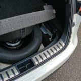 Ispod podnice prtljažnika smješten je rezervni kotač za privremenu uporabu