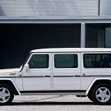 S produženim međuosovinskim razmakom, G klasa može poslužiti i kao zamjena za luksuznu limuzinu