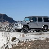 Mercedes-Benz G 350 BlueTEC (2012.)