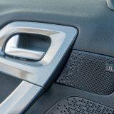 Hi-Fi sustav JBL s pojačalom snage od 100W još je jedna dodatak testiranom automobilu. Kvaliteta zvuka je sasvim zadovoljavajuća