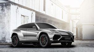 Lamborghini Urus - najava elektrificirane budućnosti