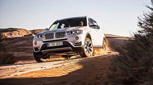 Sljedeći BMW X3 stiže u Frankfurt