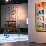 U sklopu izložbe Art & Stars & Cars održane 2011. u muzeju Mercedes-Benza, Patent-Motorwagen Nr. 1 je postavljen uz njegovu likovnu viziju nastalu iz ruku Andyja Warhola