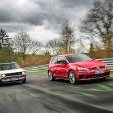 Volkswagen Golf VII GTI Clubsport S (2016.) i Golf I GTI