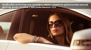 Mercedes-Benz: 48 sati u Zagrebu