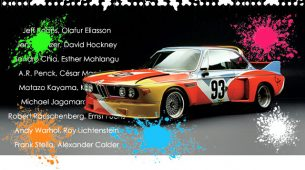 BMW Art Cars: 40 godina