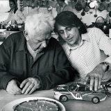 Alexander Calder i Herve Poulain
