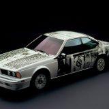Robert Rauschenberg, BMW 635 CSi (1986.)