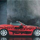 A.R. Penck, BMW Z1 (1991.)