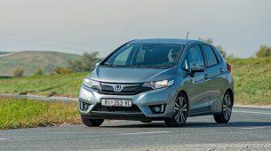 Honda Jazz 1.3 i-VTEC CVT Elegance