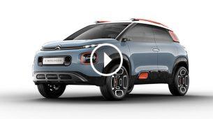 Citroën predstavio konceptni C-Aircross