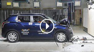 Audi Q2, Hyundai Ioniq i Ford Edge s odličnim položili Euro NCAP-ove testove