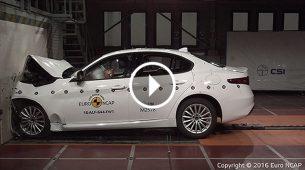 Euro NCAP - 5 zvjezdica za modele Alfa Romeo Giulia, Seat Ateca i VW Tiguan