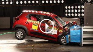 Global NCAP podijelio 0 zvjezdica svim automobilima s posljednjeg testa