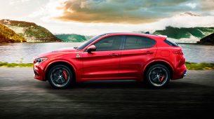 Alfa Romeo: Stelvio je