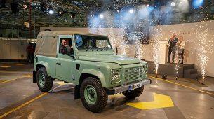 Švicarska kemijska kompanija planira oživjeti duh Land Rovera Defender