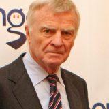 Max Mosley, prvi predsjednik organizacije Euro NCAP
