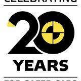 logo 20 godina Euro NCAP-a (1997. - 2017.)