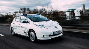 Nissan provodi testiranje autonomnih vozila u Europi