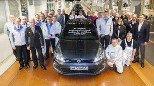 Volkswagen Wolfsburg proizveo 44-milijunto vozilo