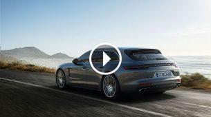 Porsche Panamera Sport Turismo - karavan vaših snova