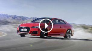 Audi RS5 Coupe - snažniji i brži od Panamere 4S