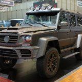 Mansory Gronos G500 4×4 Black Desert