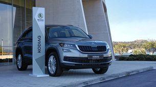 Škoda Kodiaq i Octavia facelift
