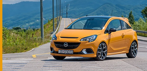 Test - Opel Corsa 1.6 Turbo OPC