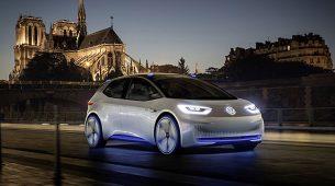 Volkswagen sprema dvije I.D. električne limuzine