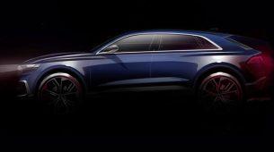 Audi još jednom najavio konceptni Q8